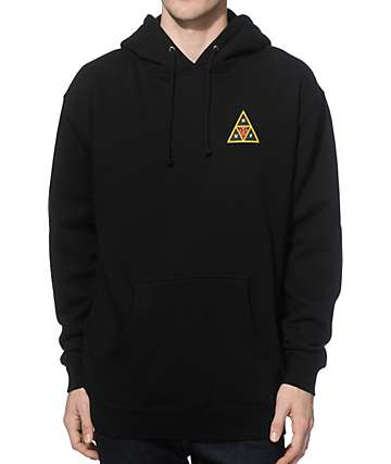 HUF x Obey Icon Face Hoodie