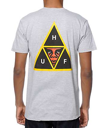 HUF x Obey Icon Face T-Shirt