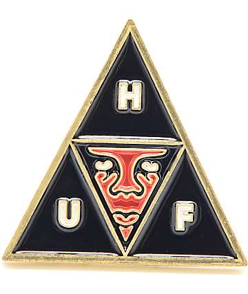HUF x Obey Pin