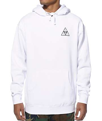 HUF x Obey Triple Triangle Hoodie