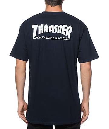 HUF x Thrasher Classic H T-Shirt