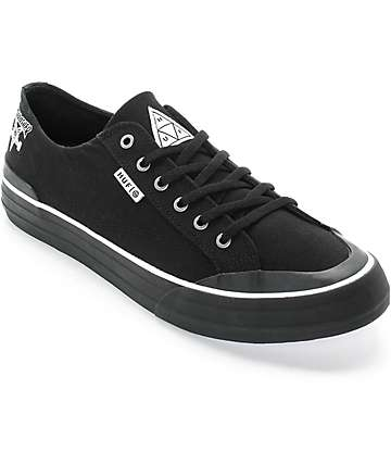 HUF x Thrasher Classic Lo Skate Shoes