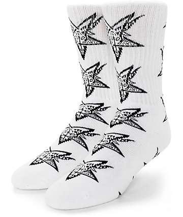 HUF x Thrasher Skategoat Crew Socks