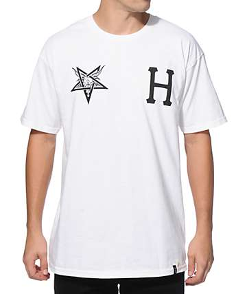HUF x Thrasher Team T-Shirt