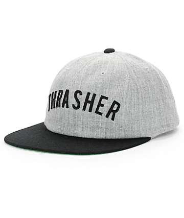HUF x Thrasher Vintage Strapback Hat