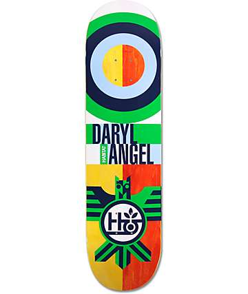 "Habitat Angel Raptor Split 8.25"" Skateboard Deck"