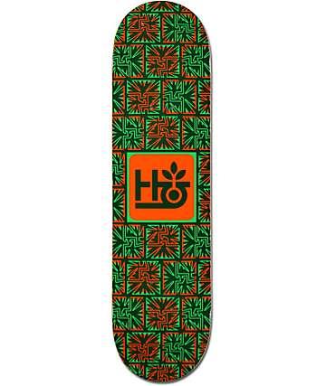 "Habitat Aztec 8.0"" Skateboard Deck"