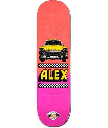 """Habitat Davis Taxi 8.25"""" Skateboard Deck"""