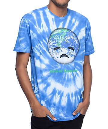Habitat Global Bummer Tie Dye T-Shirt