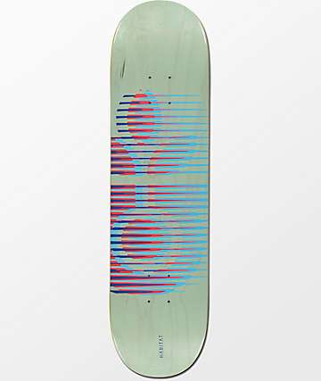 "Habitat Leaf Motion 8.25"" Skateboard Deck"