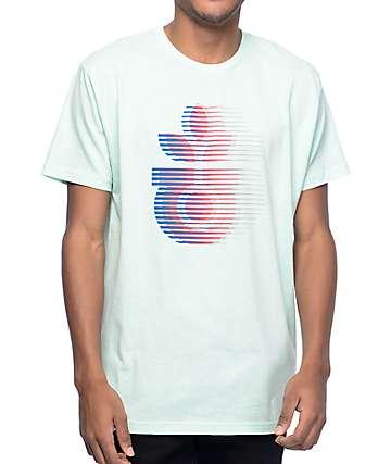 Habitat Leaf Motion Teal T-Shirt