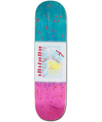"Habitat Matthews Vapor Trails 8.25"" Skateboard Deck"