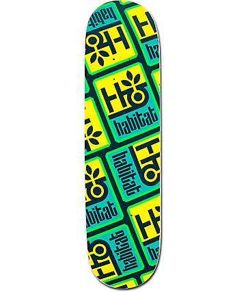 "Habitat POD Compressed 8.125"" Skateboard Deck"
