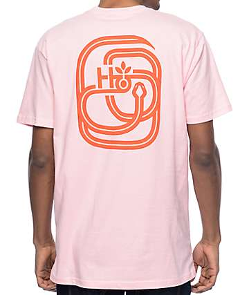 Habitat Serpent Pale Pink T-Shirt