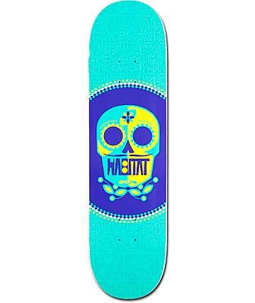 "Habitat Skull Season 8.25""  Skateboard Deck"