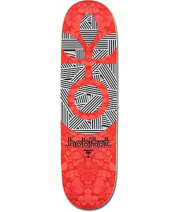 """Habitat Terra Form 8.5"""" Skateboard Deck"""