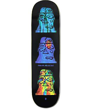 "Habitat X Animal Collective 8.37"" Skateboard Deck"