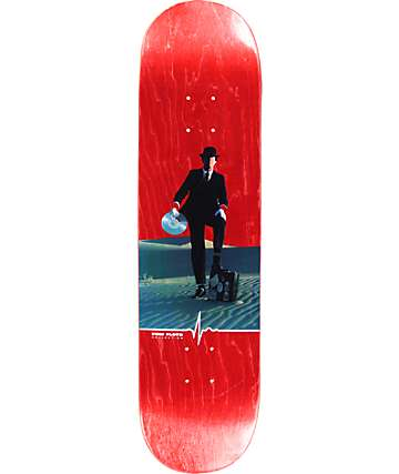 "Habitat x Pink Floyd Dark Invisible Man 8.125"" Skateboard Deck"