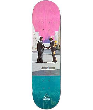 "Habitat x Pink Floyd Wish You Were Here 8.25"" Skateboard Deck"