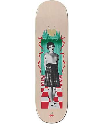 """Habitat x Twin Peaks Audrey 8.5"""" Skateboard Deck"""