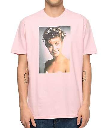Habitat x Twin Peaks Laura Palmer Pink T-Shirt