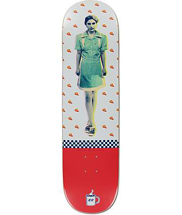 "Habitat x Twin Peaks Shelly 8.25"" tabla de skate"