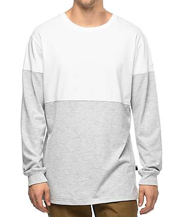 Halfwits Halfwits Long Sleeve White T-Shirt