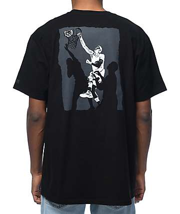 Hall Of Fame Iceberg Black T-Shirt