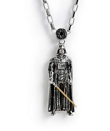 Han Cholo x Star Wars Darth Vader Pendant Necklace