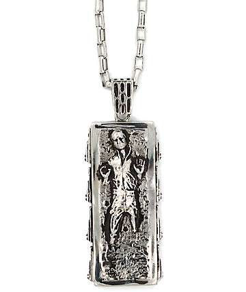 Han Cholo x Star Wars Han Carbonite Pendant Necklace