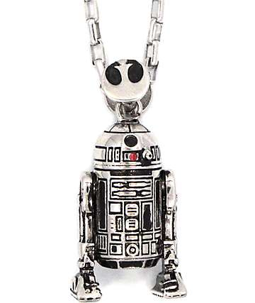 Han Cholo x Star Wars R2D2 Pendant Necklace