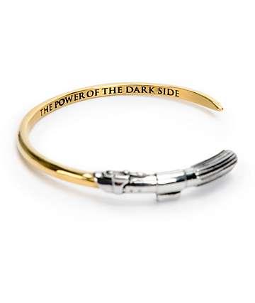 Han Cholo x Star Wars Vader Lightsaber Cuff Bracelet