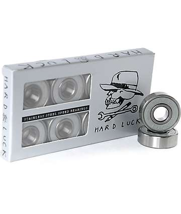 Hard Luck Good Times Skateboard Bearings