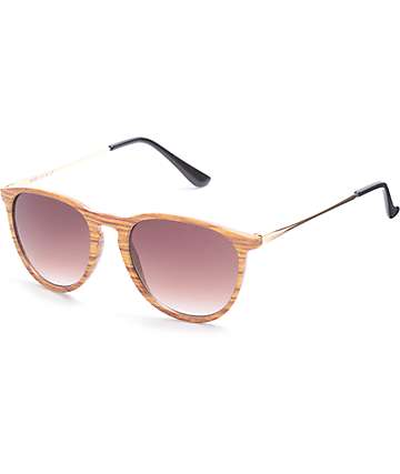 Harvard Yard Wood Classic Sunglasses