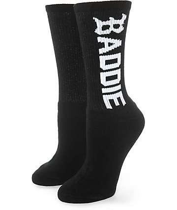 Hellz Bellz Baddie Crew Socks