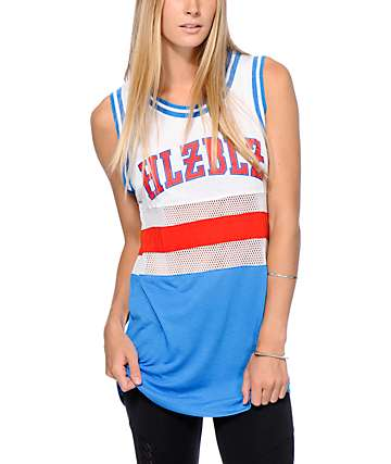 Hellz Bellz Ball Player Mesh Jersey