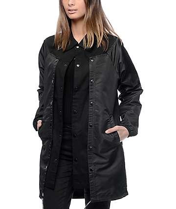 Hellz Bellz Black Is chaqueta entrenador en negro