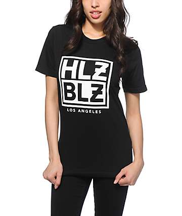 Hellz Bellz HLZ BLZ International Tour T-Shirt