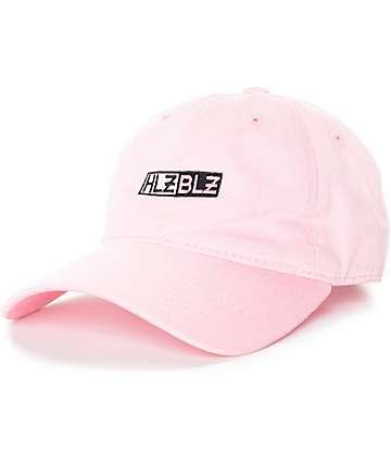 Hellz Bellz Her Story Pink Baseball Hat