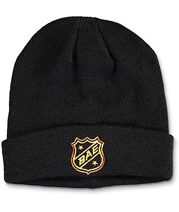 Hellz Bellz Team Bae Black Beanie