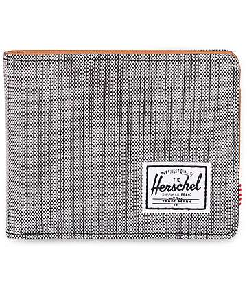 Herschel Hank 2 Multi Crosshatch Bifold Wallet