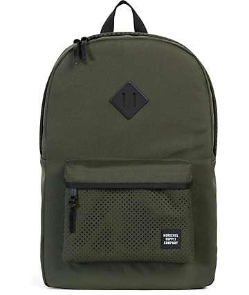 Herschel Supply Aspect Heritage Forest Night & Black 21.5L Backpack