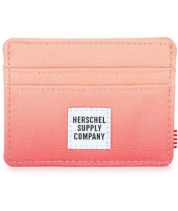 Herschel Supply Charlie Dusk Cardholder Wallet