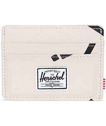 Herschel Supply Charlie Natural Code Wallet