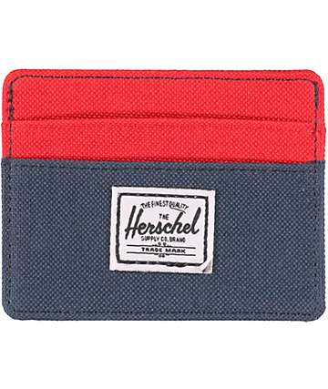Herschel Supply Charlie tarjetero