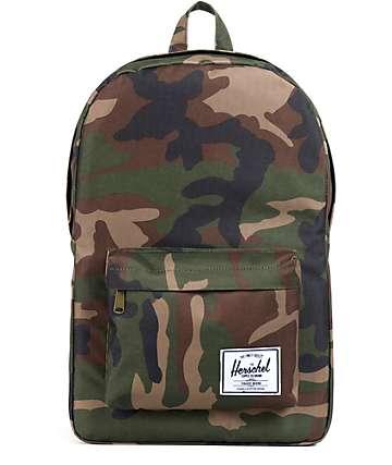 Herschel Supply Classic Woodland Camo Backpack