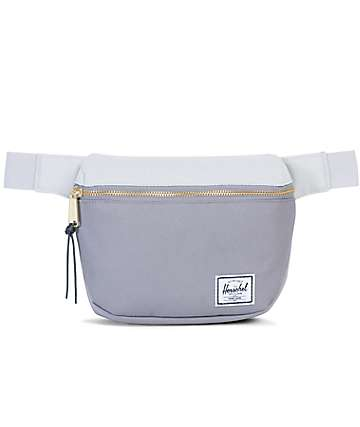 Herschel Supply Co Fifteen Grey & Lunar Fanny Pack