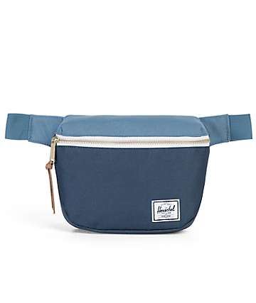 Herschel Supply Co Fifteen Navy & Captain Fanny Pack