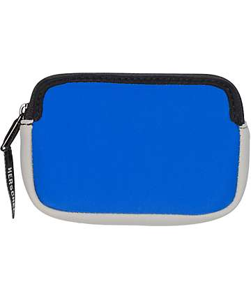 Herschel Supply Co Oxford Blue Neoprene Wallet