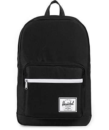Herschel Supply Co Pop Quiz Mid 600 D Black Backpack